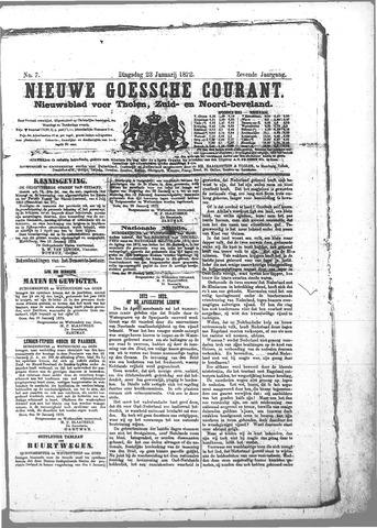 Nieuwe Goessche Courant 1872-01-23