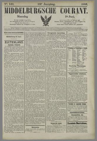 Middelburgsche Courant 1888-06-18