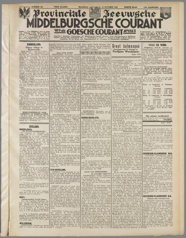 Middelburgsche Courant 1936-10-19