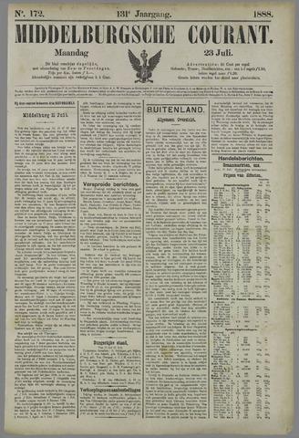 Middelburgsche Courant 1888-07-23