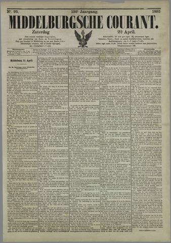 Middelburgsche Courant 1893-04-22
