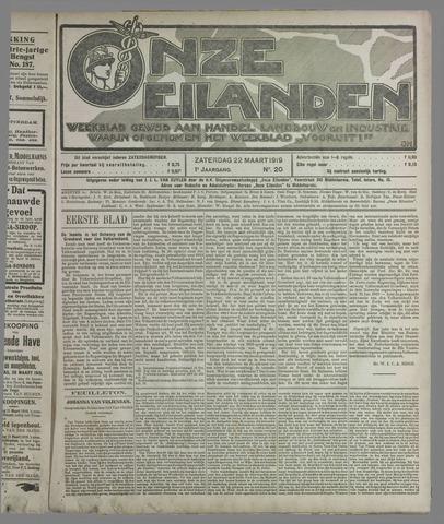 Onze Eilanden 1919-03-22
