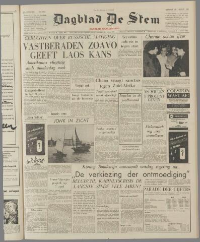 de Stem 1961-03-28