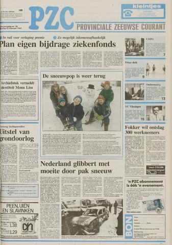 Provinciale Zeeuwse Courant 1991-02-12