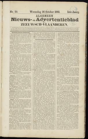 Ter Neuzensche Courant. Algemeen Nieuws- en Advertentieblad voor Zeeuwsch-Vlaanderen / Neuzensche Courant ... (idem) / (Algemeen) nieuws en advertentieblad voor Zeeuwsch-Vlaanderen 1861-10-16