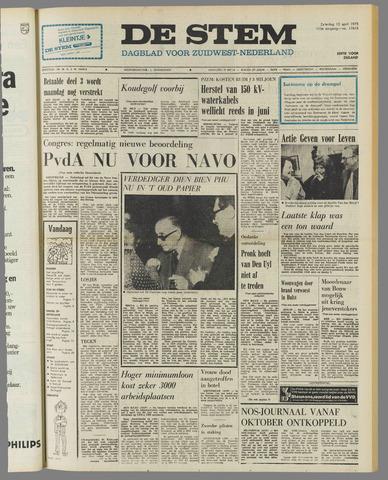 de Stem 1975-04-12