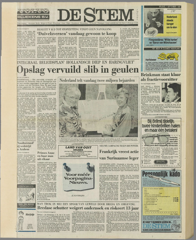 de Stem 1989-09-01
