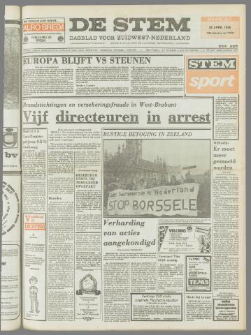 de Stem 1980-04-28