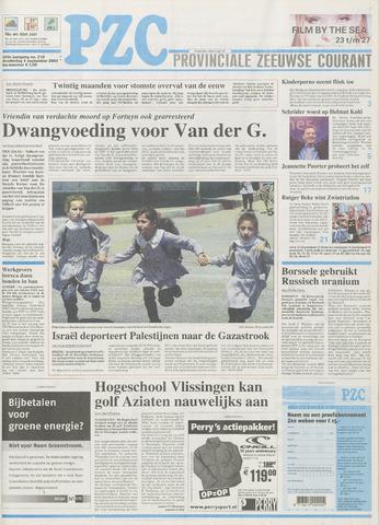 Provinciale Zeeuwse Courant 2002-09-05
