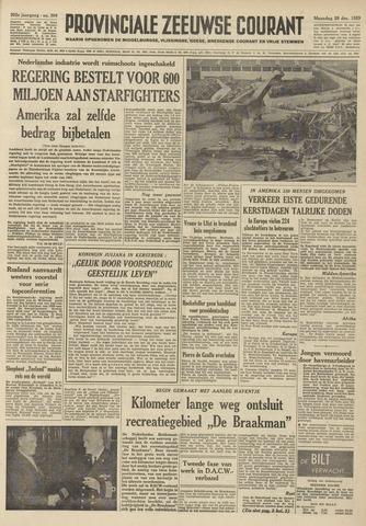 Provinciale Zeeuwse Courant 1959-12-28