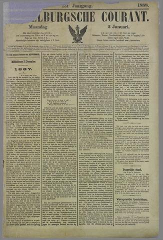 Middelburgsche Courant 1888