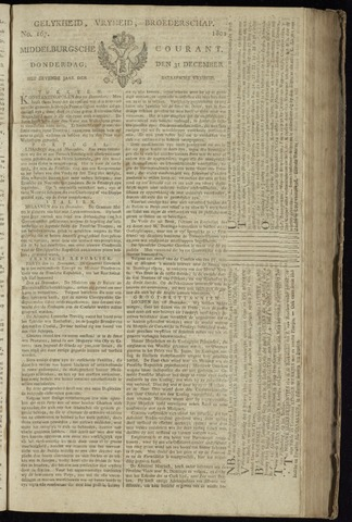 Middelburgsche Courant 1801-12-31