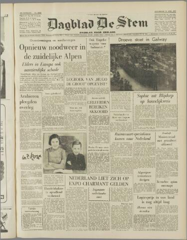 de Stem 1958-08-21