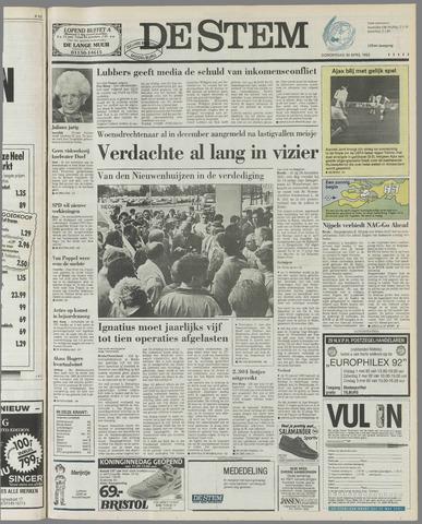 de Stem 1992-04-30