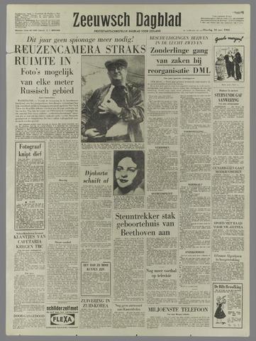 Zeeuwsch Dagblad 1960-05-10