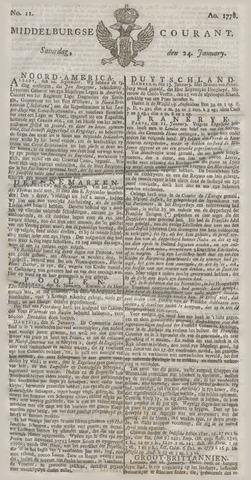 Middelburgsche Courant 1778-01-24