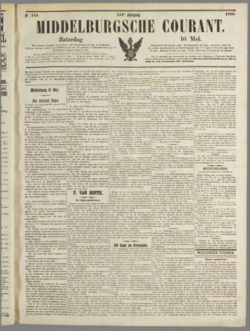 Middelburgsche Courant 1908-05-16