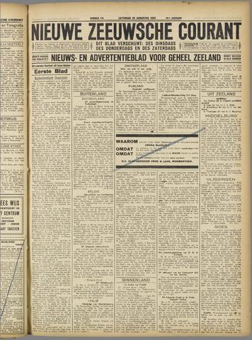 Nieuwe Zeeuwsche Courant 1923-08-25