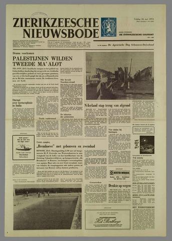 Zierikzeesche Nieuwsbode 1974-05-24