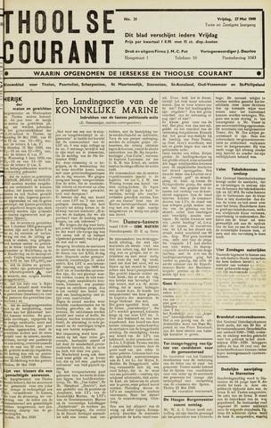 Ierseksche en Thoolsche Courant 1949-05-27