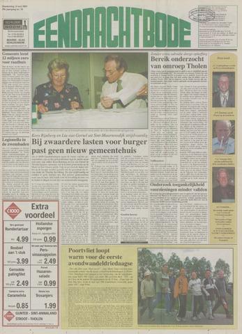 Eendrachtbode (1945-heden)/Mededeelingenblad voor het eiland Tholen (1944/45) 2003-05-15
