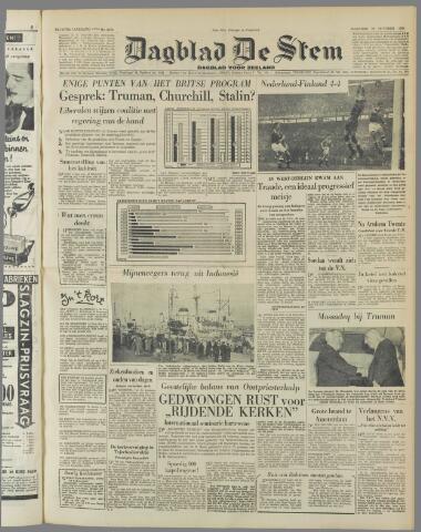 de Stem 1951-10-29