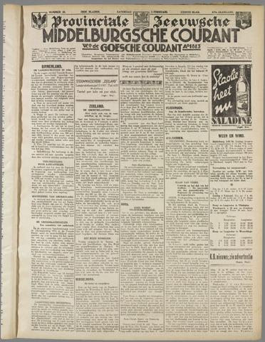 Middelburgsche Courant 1934-02-03