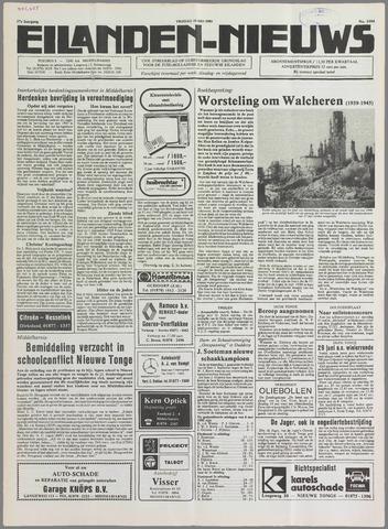 Eilanden-nieuws. Christelijk streekblad op gereformeerde grondslag 1985-05-10