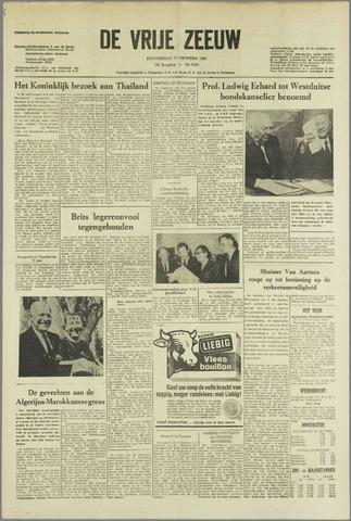 de Vrije Zeeuw 1963-10-17