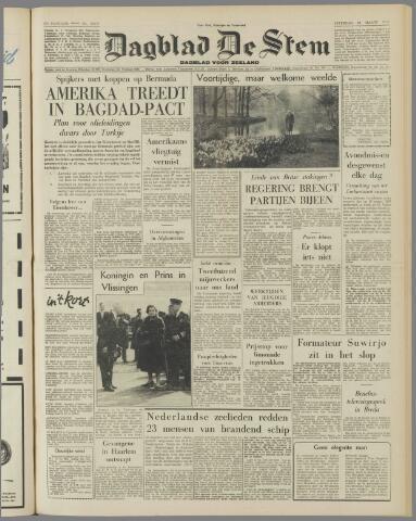 de Stem 1957-03-23
