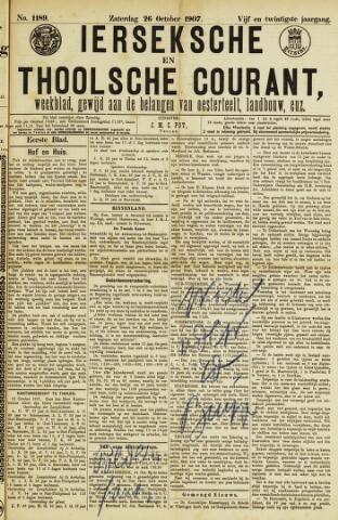 Ierseksche en Thoolsche Courant 1907-10-26