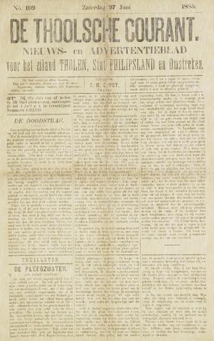 Ierseksche en Thoolsche Courant 1885-06-27