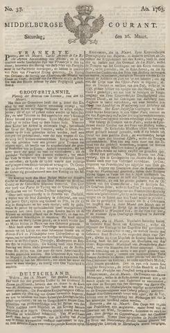 Middelburgsche Courant 1763-03-26