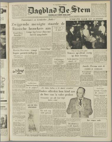 de Stem 1956-04-19