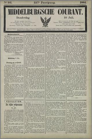 Middelburgsche Courant 1884-07-10