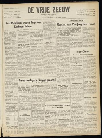 de Vrije Zeeuw 1950-10-14