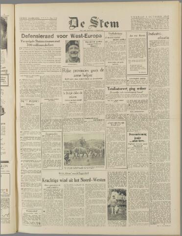 de Stem 1948-10-01