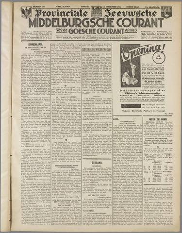Middelburgsche Courant 1933-09-26