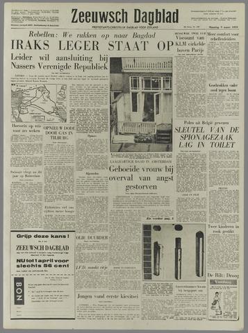 Zeeuwsch Dagblad 1959-03-09