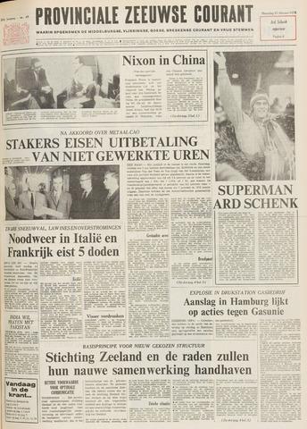 Provinciale Zeeuwse Courant 1972-02-21