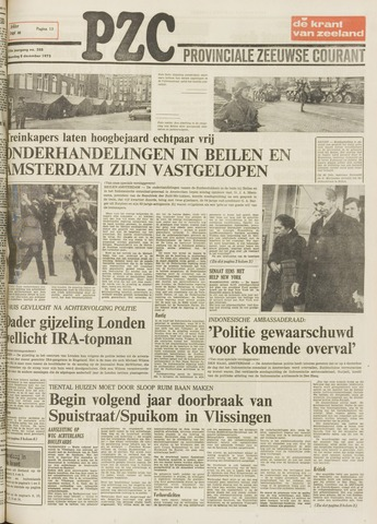 Provinciale Zeeuwse Courant 1975-12-08