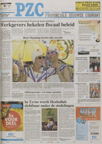 Provinciale Zeeuwse Courant 2006-07-25
