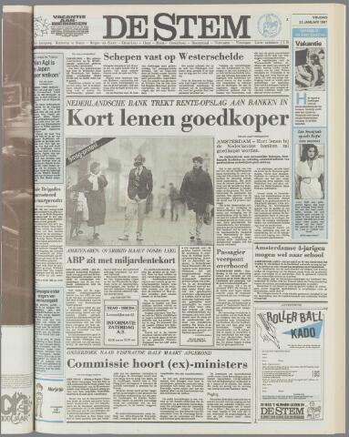 de Stem 1987-01-23