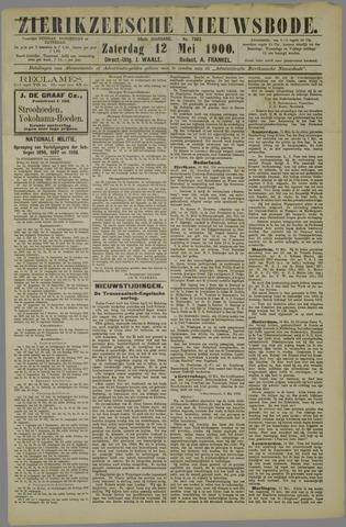 Zierikzeesche Nieuwsbode 1900-05-12