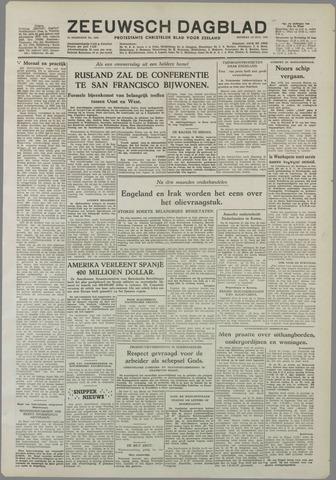 Zeeuwsch Dagblad 1951-08-14
