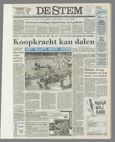de Stem 1986-07-01
