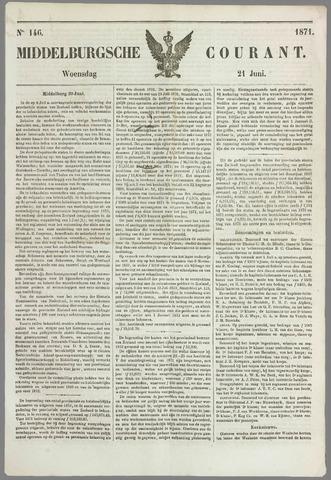 Middelburgsche Courant 1871-06-21