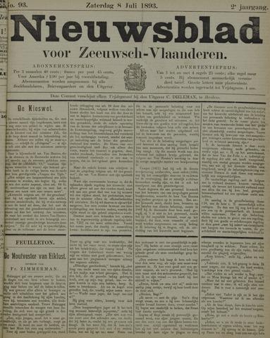 Nieuwsblad voor Zeeuwsch-Vlaanderen 1893-07-08