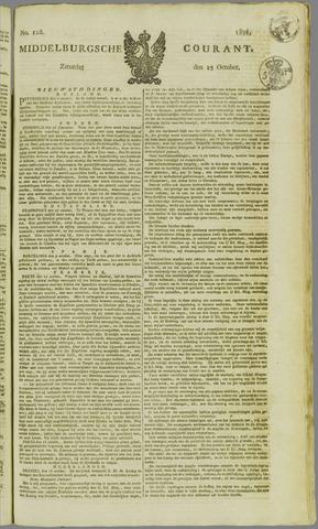 Middelburgsche Courant 1824-10-23
