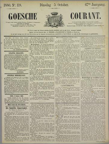 Goessche Courant 1880-10-05
